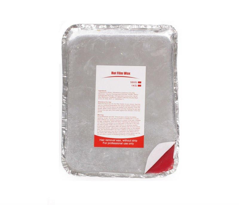 Foil Wrap Hot Wax