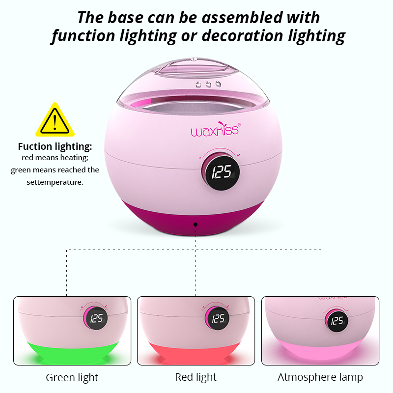 FHC-2051 500ml eletronic wax warmer