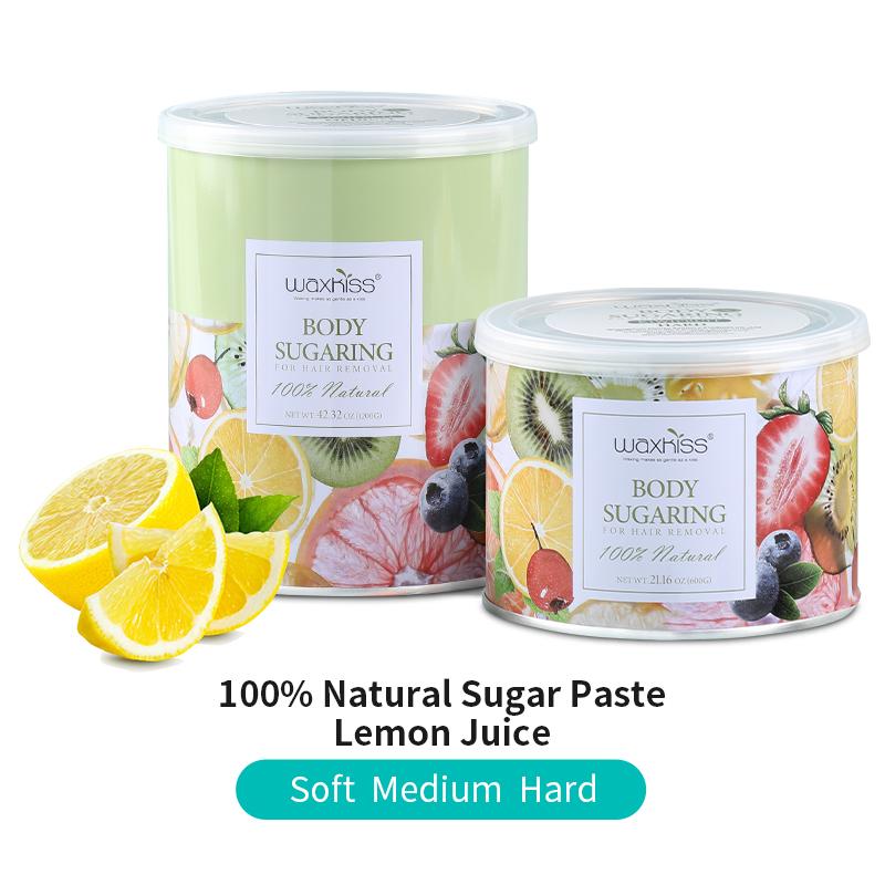 Lemon Juice Sugar Paste Tin 600g/1200g