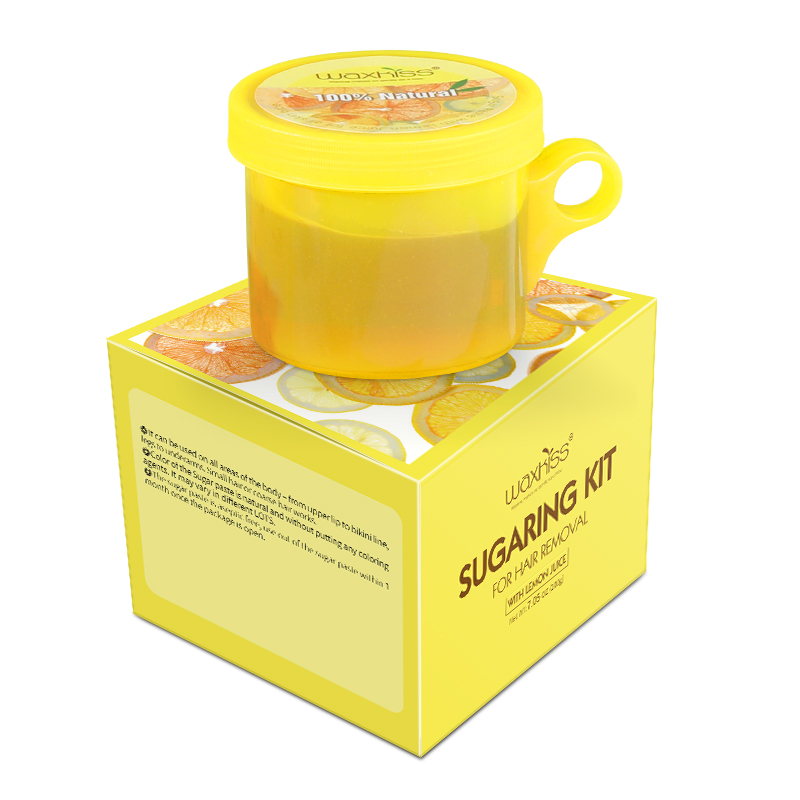 Coffee Shaped-Jar Sugar Paste 200g