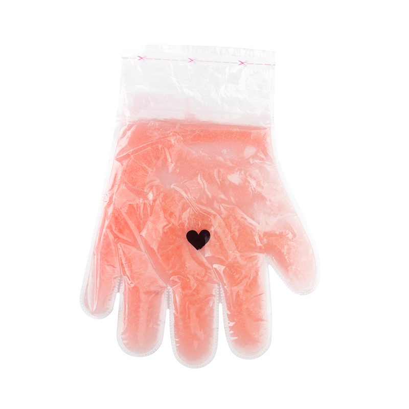 Paraffin wax gloves