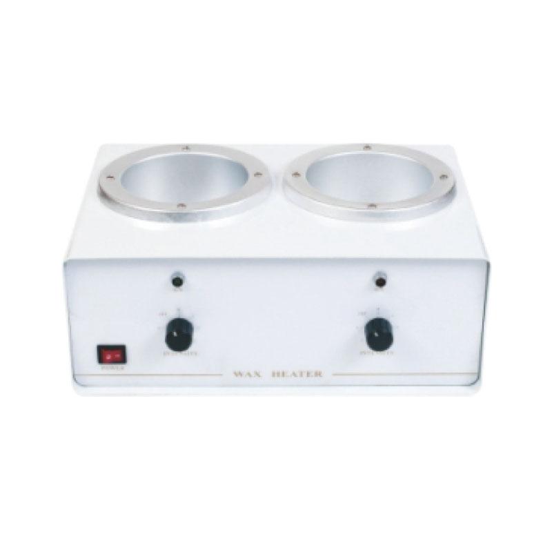 EDWH-003 US Standard Double Pot 500cc Professional Wax Heater