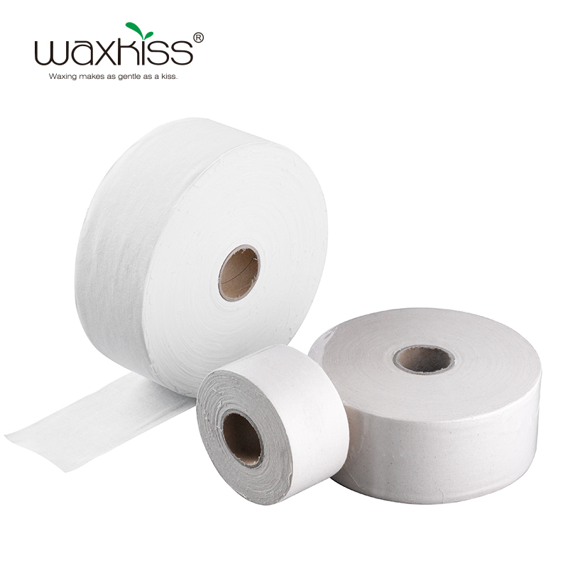 Professional Depilatory Cotton Roll for Waxing