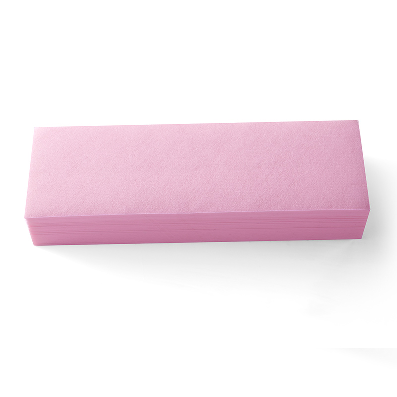 Professional Depilatory Non-woven Strips for Waxing