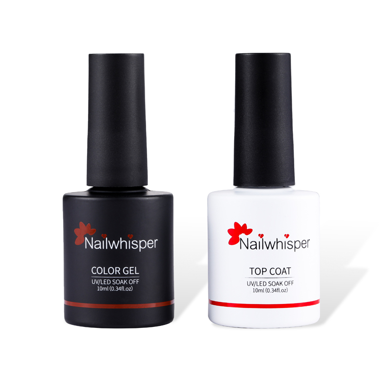 3 step nail gel polish kit 45colors