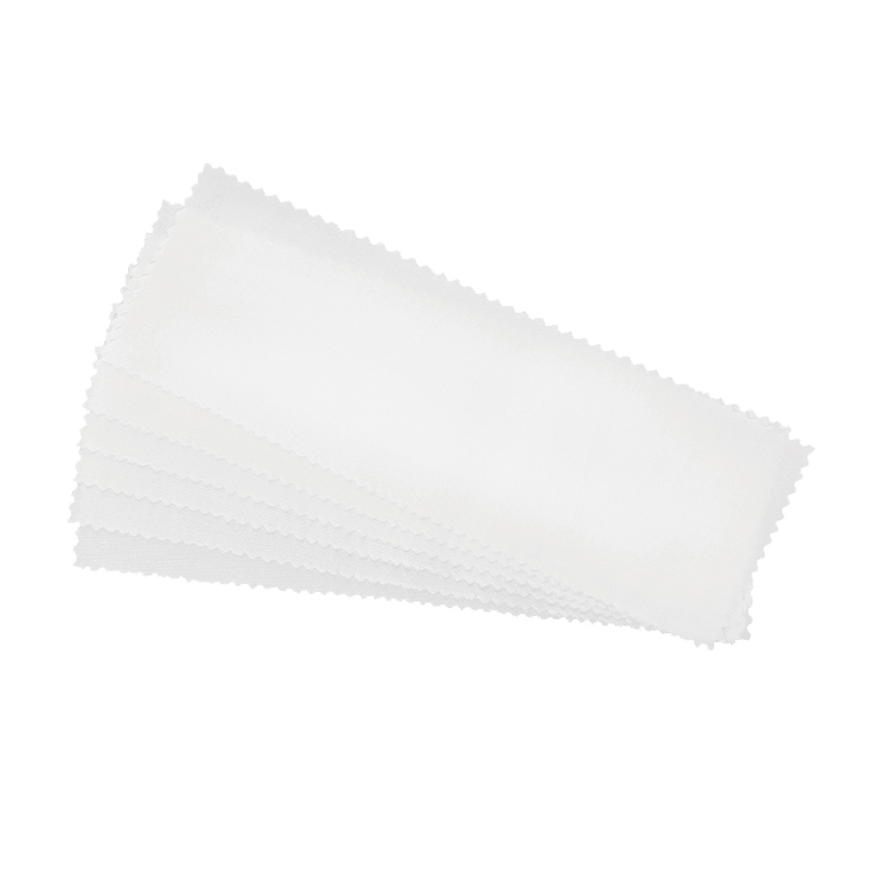 Professional Depilatory Bleached Muslin Strips for Waxing