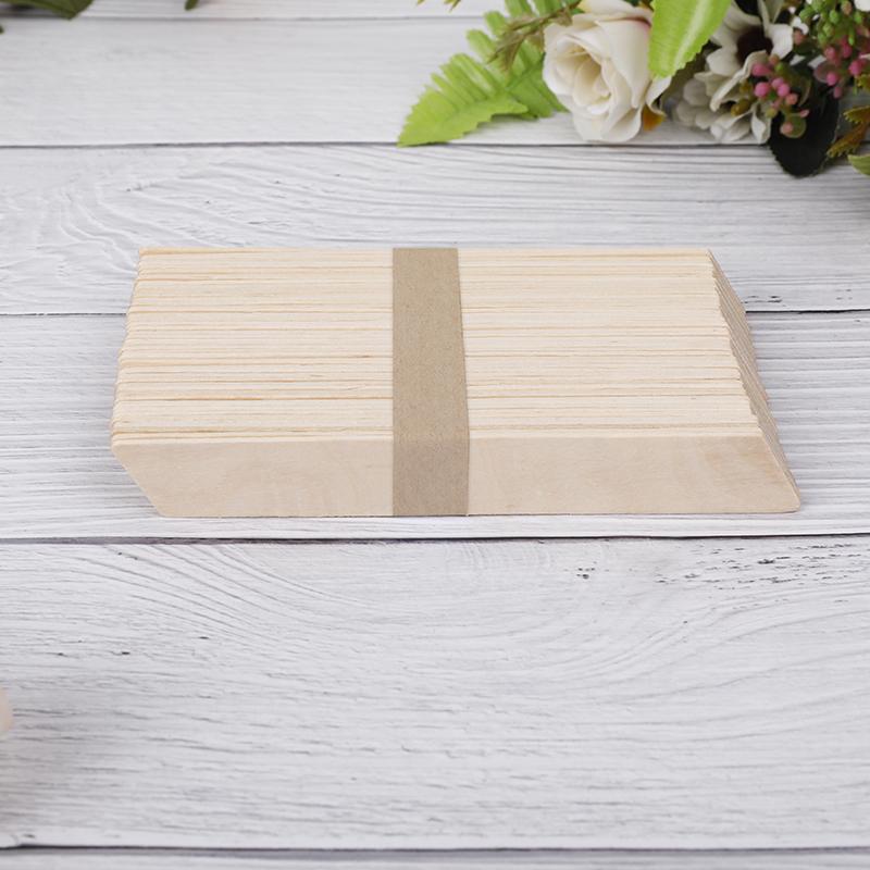 Wooden Waxing Spatula WS-05