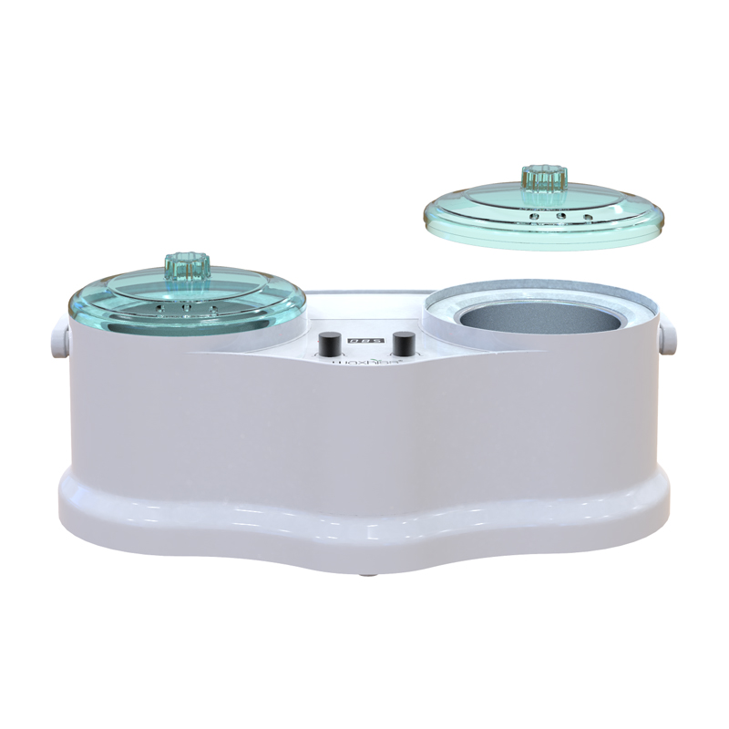 FHC-003 1000CC Digital Double Pot Professional Wax Heater